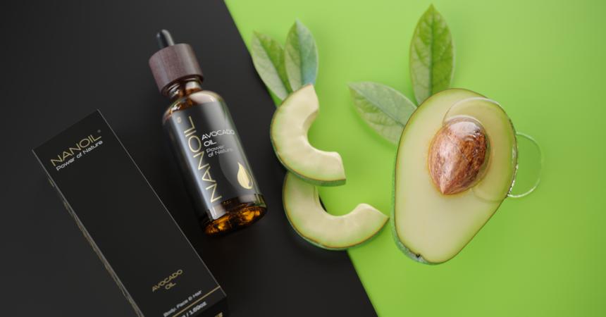 Avocadoöl von Nanoil in der Pflege